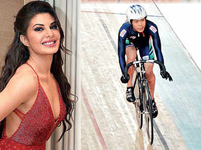 Jacqueline Fernandez to play cyclist Deborah Herold in upcoming biopic
