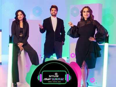 iDiva partners with Smule Inc. to launch India's first digital-only musical reality show - Smule iDiva '1, 2, 3... Riyaaz'