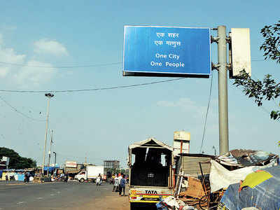 Who put up this board? Pune officials clueless