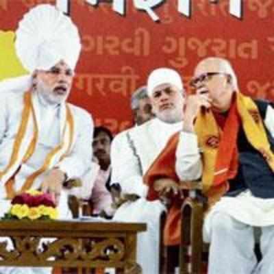 The masque of Narendra Modi