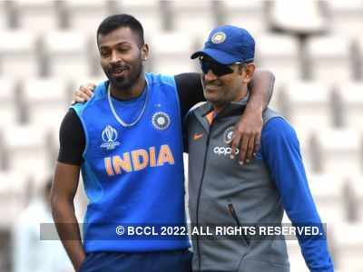India Vs South Africa: Hardik Pandya in, MS Dhoni out from 15-man squad for the T20I series