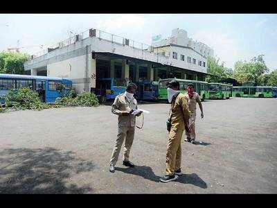 PMPML depot staffer tests positive