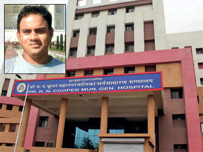 Doc, suspended for filming colleague bathing, reinstated even as an inquiry is still on