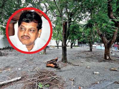 Former Cong corporator accused of usurping prime plot at Aundh