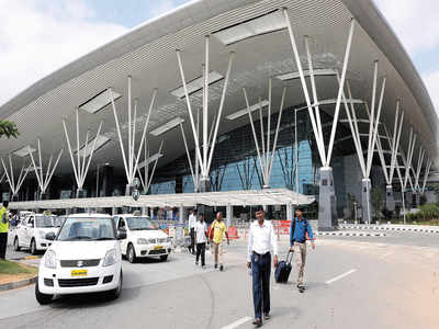 Extra security measures: Long queues, harried fliers at airport