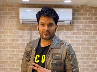 Kapil Sharma reveals he lost 11 kgs during lockdown after suffering a slipped disc