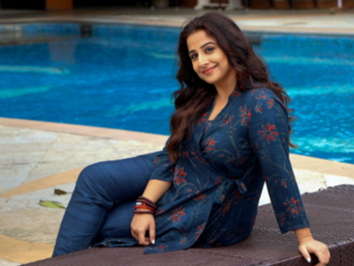 Vidya Balan: I don't have any knowledge about Article 370