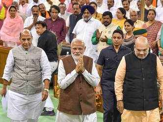 New allies, fresh conquests may find representation in Modi cabinet