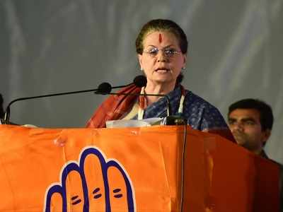 Sonia Gandhi: RTI on brink of extinction, Central government wants to subvert Act