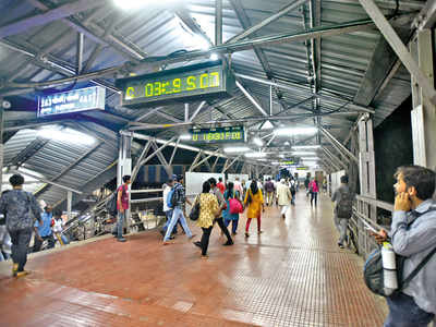 Dadar station bridge to be demolished, rebuilt; decision taken following an IIT-Bombay audit report