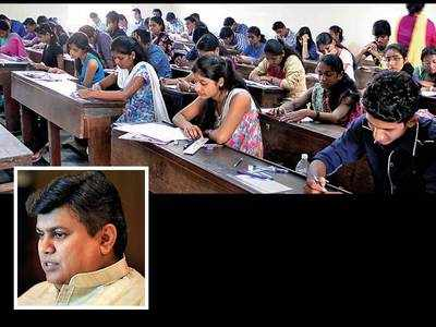 Cannot conduct exams, says minister