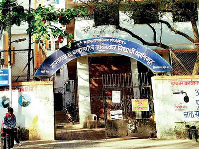 Students want civic body to start hostel