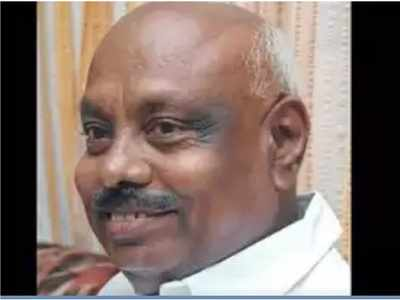 Former Tamil Nadu Assembly Speaker and senior AIADMK leader PH Pandian dies aged 74