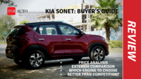 Kia Sonet review | Buyer's guide simplified