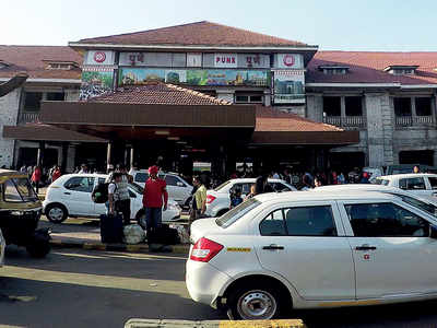 Pune station to be free of hawkers and beggars