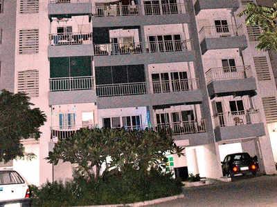 Godrej Garden City reports 3 +ve cases