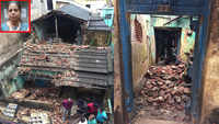 Woman killed as wall collapses due to year's heaviest rainfall in Chennai