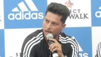 Cricketer Kuldeep Yadav says, avoid plastic use
