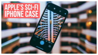 Apple's sci-fi iPhone case: Motion detecting phone cover that hardens when dropped