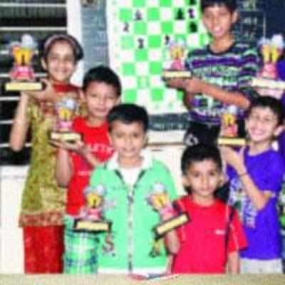 City kids make a mark at Rochess  Chess tourney