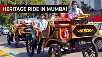 Mumbai: E-Victoria heritage rides launched for locals, tourists