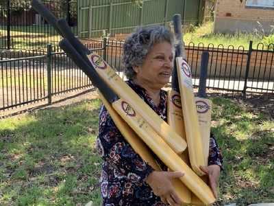 How Chetan Chauhan's wife is helping cricket