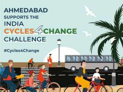 Ahmedabad joins Centre's cycling challenge for cities