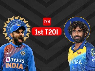 India vs Sri Lanka, 1st T20I: Match called off due to rain, damp pitch