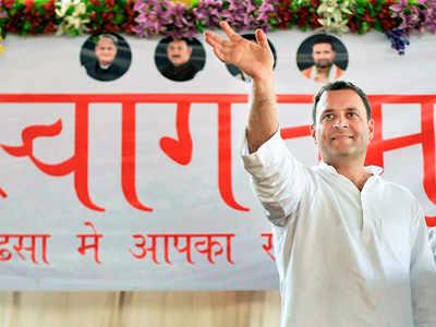 Gujarat Elections 2017: Rahul Gandhi hits out at PM Narendra Modi on crime against women in Gujarat