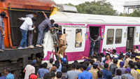Hyderabad: MMTS and passenger train collides, 5 injured