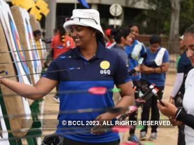 World Cup: India women's recurve archery team enters final