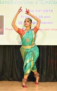 Bharata Keralam dance