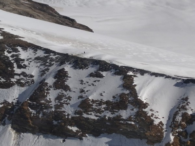 8 dead as avalanche hit Uttarakhand's Chamoli district, 384 safely rescued