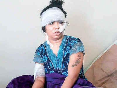 27-year-old Lavani artiste attacked with sickle after she refused to perform for a man