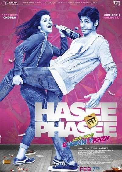 Film review: Hasee Toh Phasee