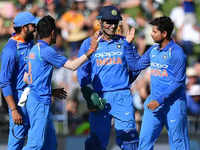 India vs New Zealand: Team India beats Black Caps, takes 2-0 lead in ODI series