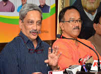 BJP to form govt in Goa if it gets support from other allies, hints Manohar Parrikar