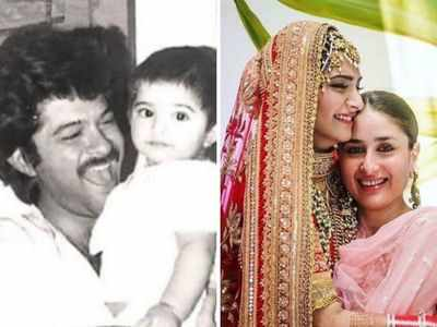 Sonam Kapoor turns 35: Here's how Anil Kapoor, Kareena Kapoor Khan and others wished the actress