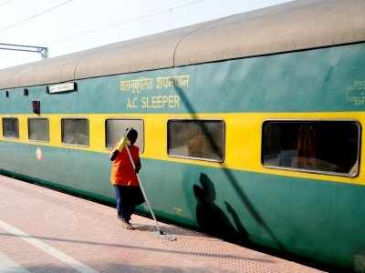 No more smelly blankets in trains: Now, Indian Railways to wash blankets twice a month