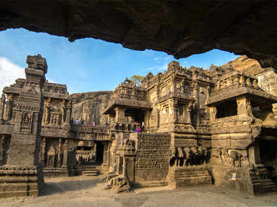 Tourist visitor centres at Ajanta and Ellora caves in Aurangabad shut over pending water and electricity dues worth Rs 5 cr