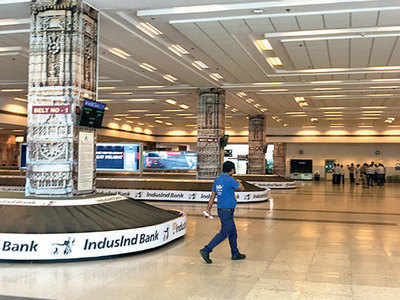 International flight from Kuwait lands without checked-in bags