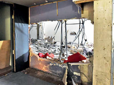 Bollywood's favourite preview theatre demolished