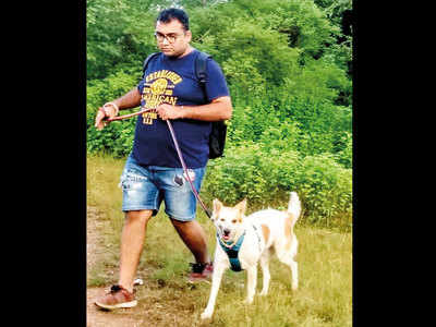 City techie takes his matrimonial quest to a dog-friendly group