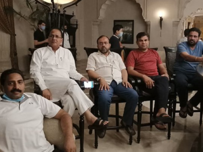 'Lagaan', 'Sholay', Antakshari: How Congress MLAs from Gehlot camp spent weekend enjoying at Jaipur hotel