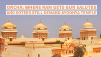 Orcha: Where Lord Rama gets gun salutes and voters still demand Ayodhya temple