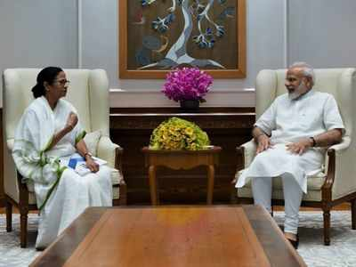 Mamata Banerjee meets PM Modi, raises issue of renaming West Bengal to Bangla