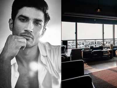 Sushant Singh Rajput's sea-view apartment is up for rent