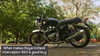 What makes Royal Enfield Interceptor 650 a good buy