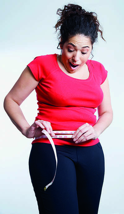Getting fat? Don't blame ageing