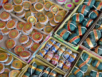 City may have a cracker-less Diwali this year